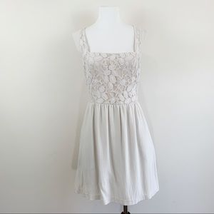 URBAN OUTFITTERS Cooperative Lace Dress